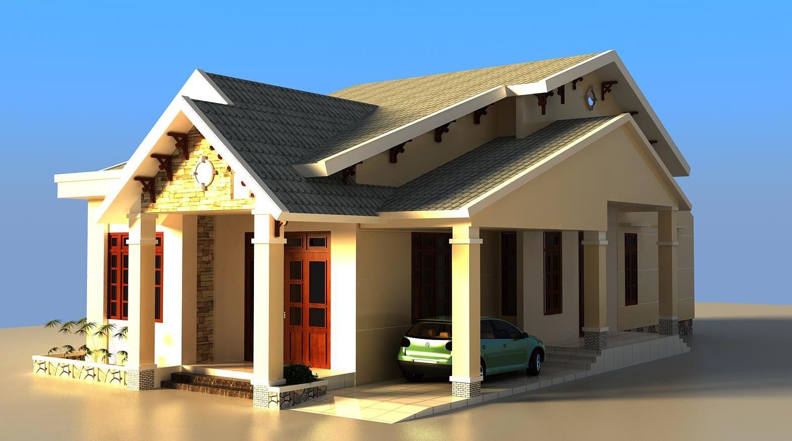 Thiết kế nhà tại Vĩnh Phúc