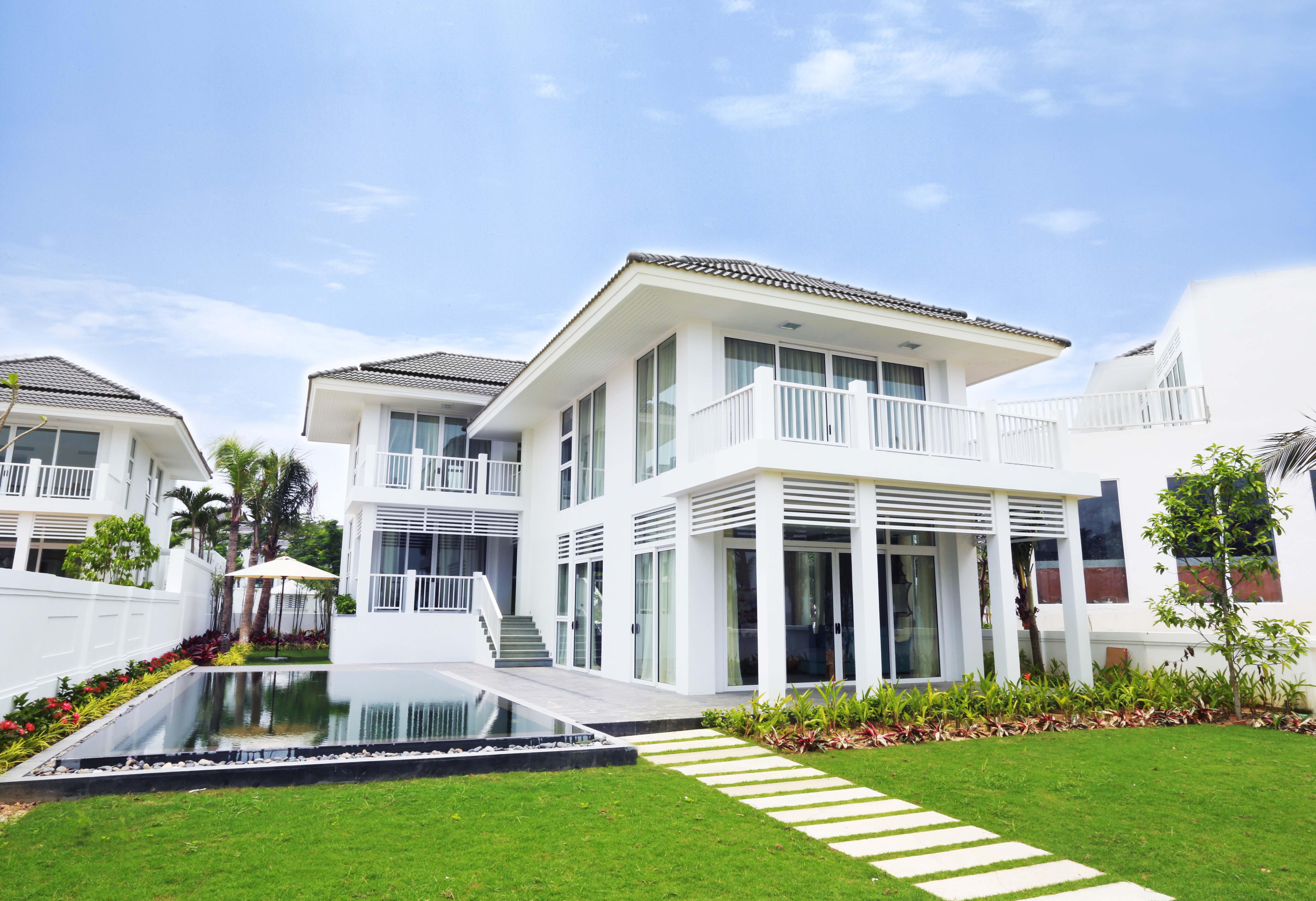 Thiết kế biệt thự sân vườn tại Lạng Sơn