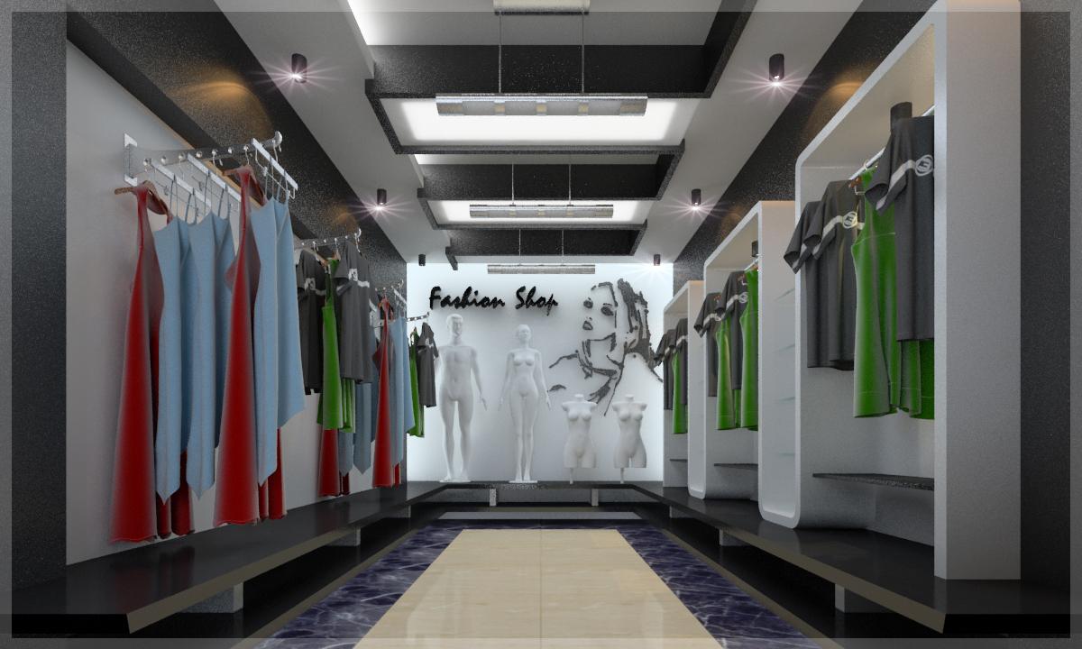 Cách thiết kế cửa hàng đẹp
