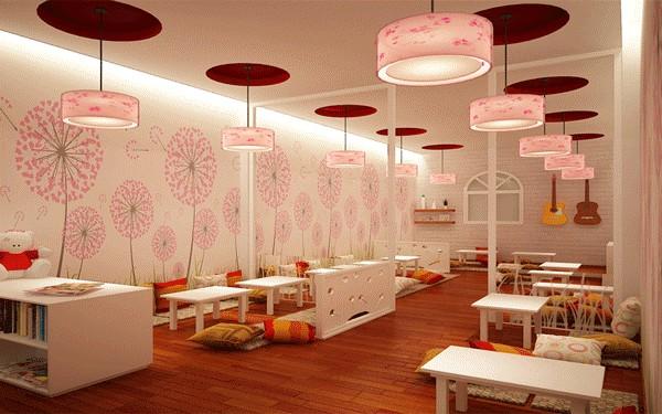 Ý tưởng thiết kế quán cafe cho sinh viên