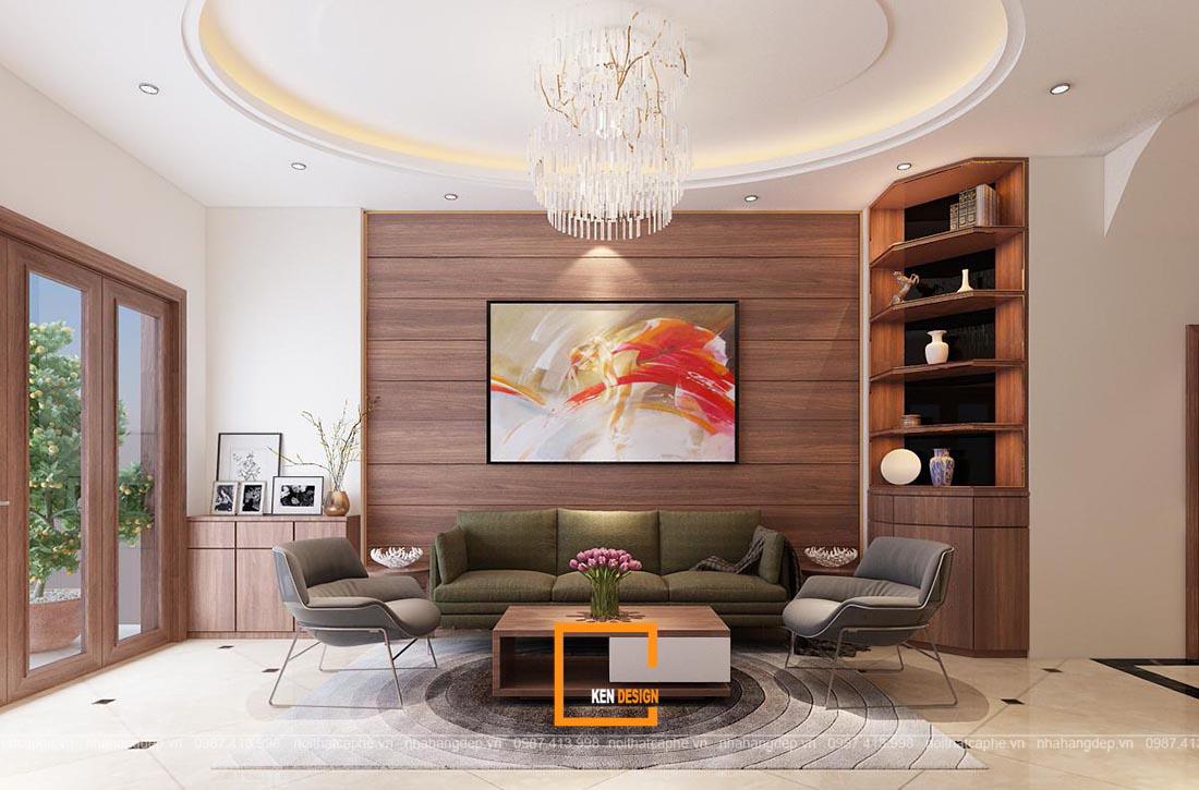 Các phong cách thiết kế nội thất nhà liền kề Vinhomes được ưa chuộng nhất hiện nay