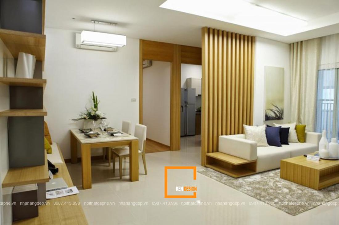 5 nguyên tắc cần nắm rõ trong thi công nội thất chung cư