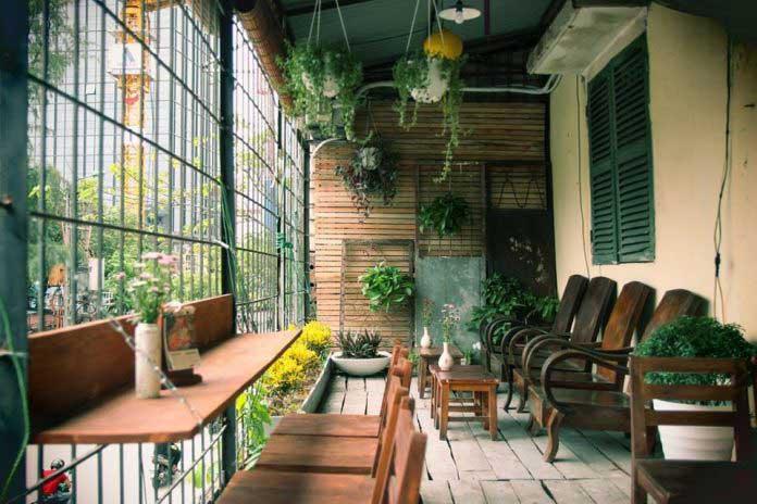 Định hướng nội thất trong thiết kế quán cafe phong cách vintage