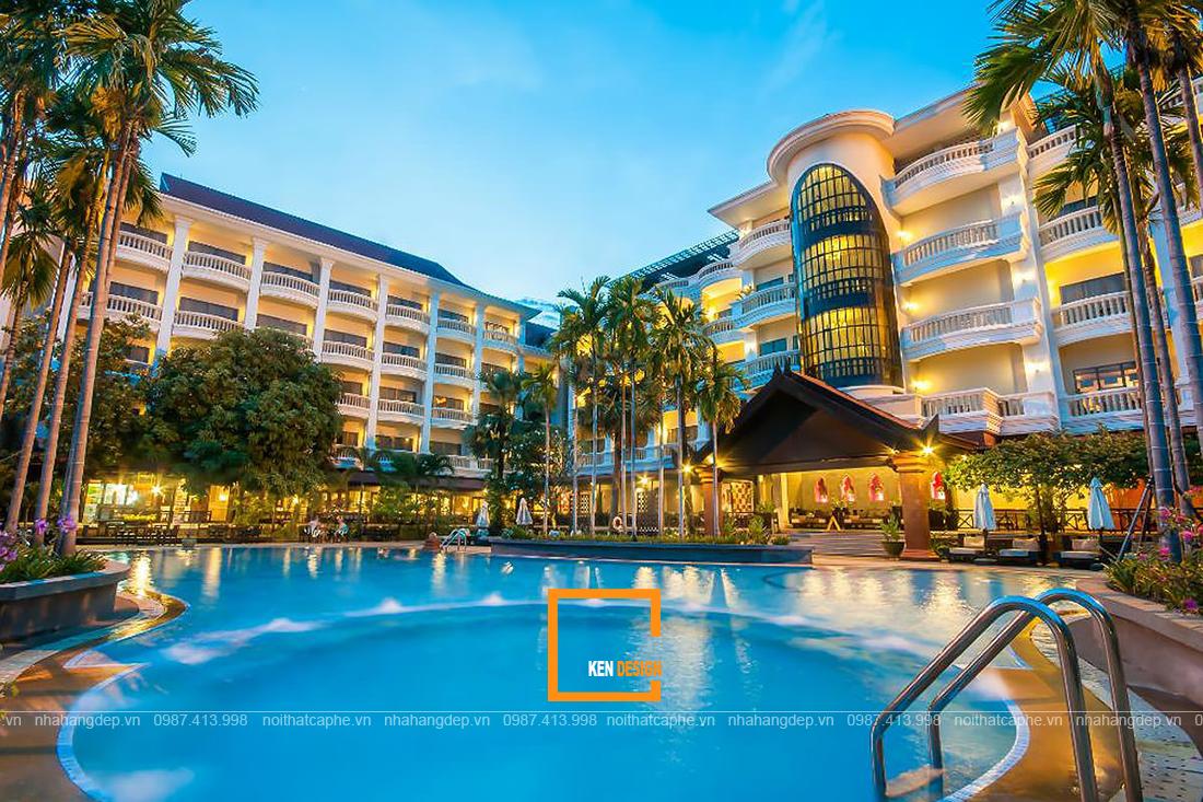 Tiêu chuẩn nào cho một thiết kế khách sạn hoàn hảo?