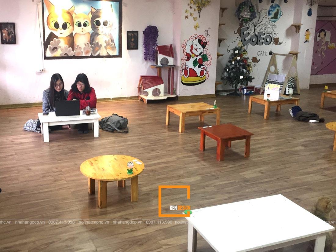 Làm sao để thiết kế quán cafe thú cưng thu hút