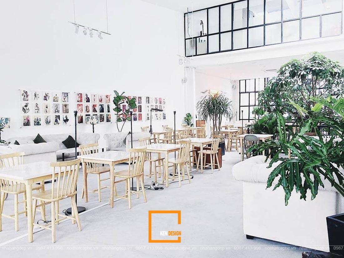 Tim hiểu phong cách thiết kế tinh tế, thu hút của 5 quán cafe năm 2021
