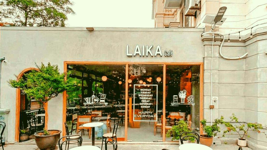 Điểm danh 4 quán cafe Laika với thiết kế thu hút, ấn tượng tại Hà Nội