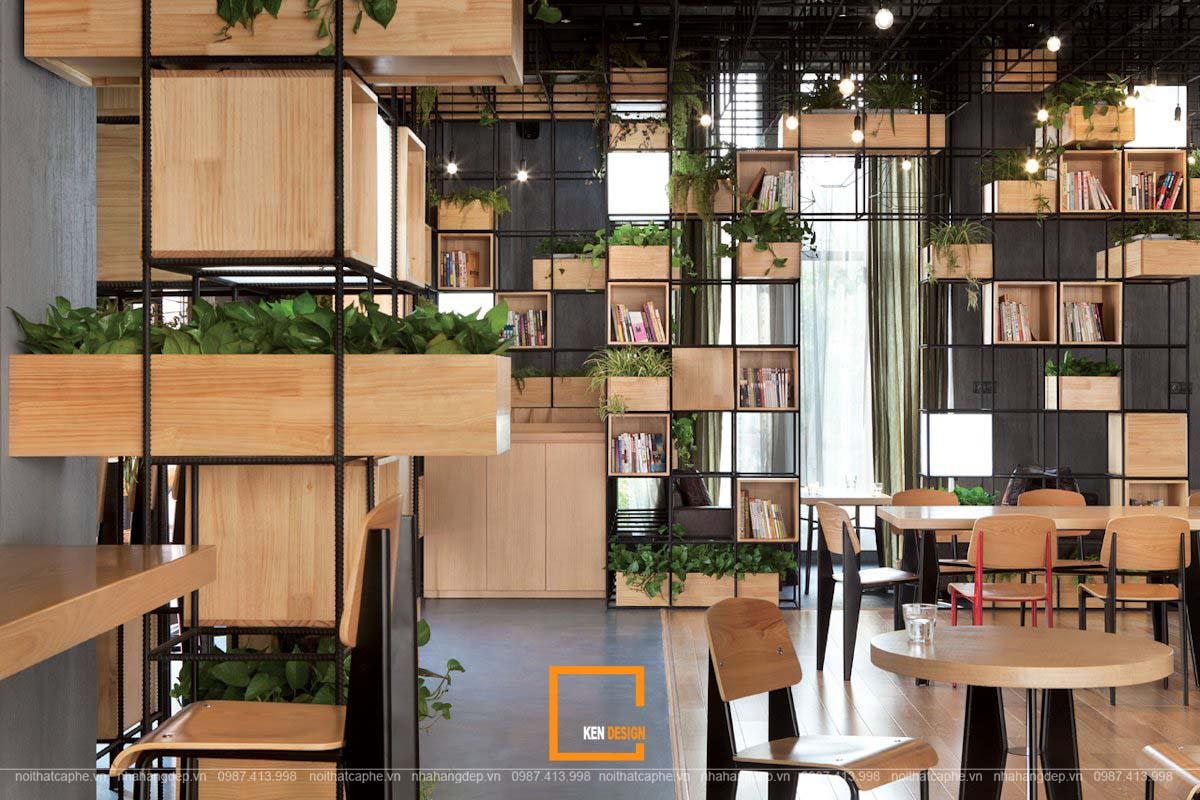 Quán cafe sách- mô hình kinh doanh nhiều tiềm năng