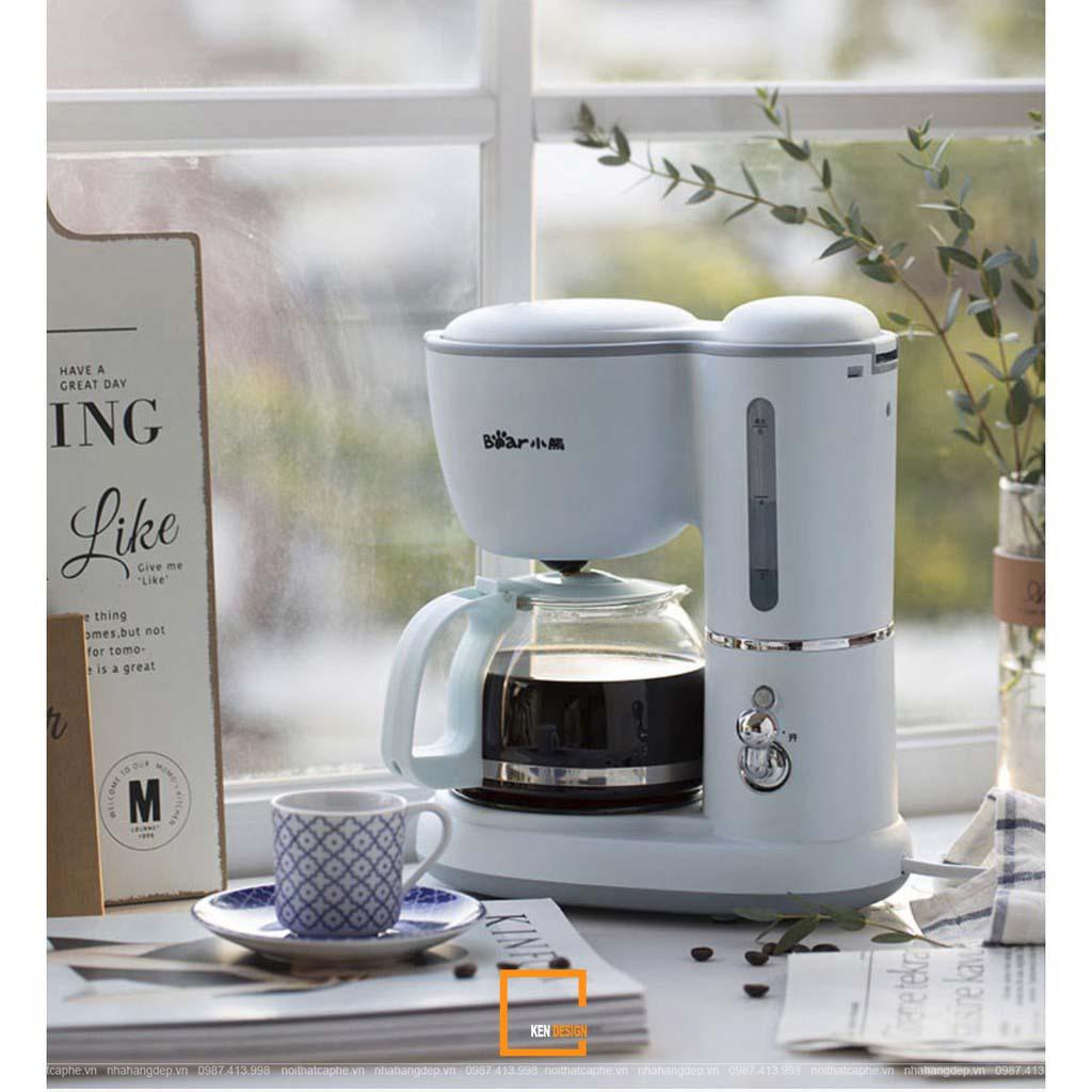 Các dòng máy pha cà phê và lợi ích của máy pha cà phê