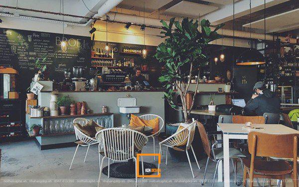 Tại sao nên kinh doanh mô hình cafe nhượng quyền?